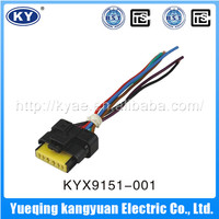 Fuel Injector Car Wiring Harness,Automobile Engine Wiring Harness,Transmission Auto Wiring Harness