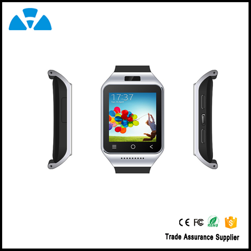 Dovina Touch Screen China Android Bluetooth Smart Watch Mobile Phone Hot Wholesale(D8)