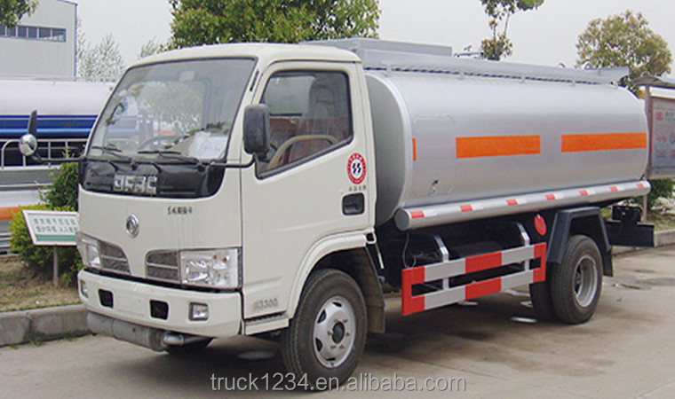 DongFeng 2~5 tons oil tank truck of Bolivarian Republic of Venezuela