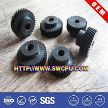 Worm gears various custom made colored small plastic worm gear
