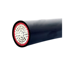 single core 250mm aluminum electrical wire pvc insulation for power cable