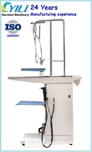Cleaning equipment Laundry stain removing machine with guns/Spot removal table for garment finishing