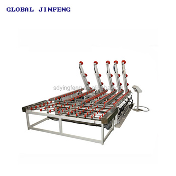Float glass transfer machine / machinery with PLC from China factory JFWSP-2520