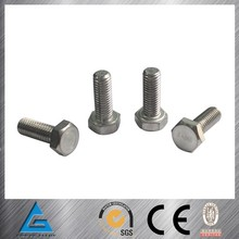 309S OCr23Ni13 S30908 anchor bolt m24 sizes lock nut with washer threaded rod stud bolt