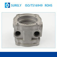 China manufacturer Accept custom alloy auto parts