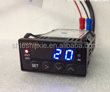 XMT-7100 Panel Size 48*24mm Intelligent Programmable Kiln PID BLUE LED Digital Display Industrial Usage Temperature Regulator