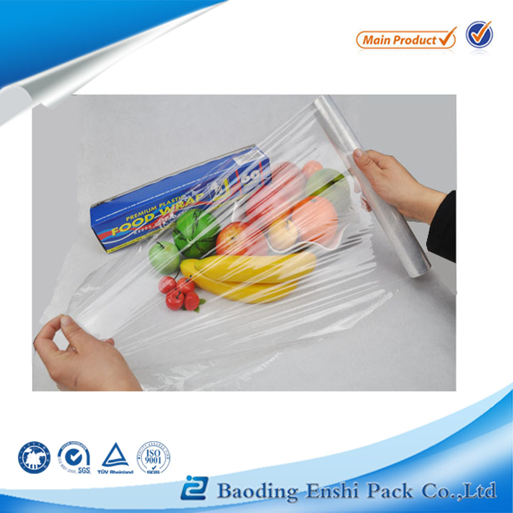 PE pallet wrap stretch cling film packaging film roll