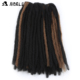 Noble gold synthetic hair mix color hair fashion crochet braid wonderful synthetic hair weaving