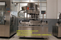 Mayonnaise lug cap capper /lug cap sealing packing machine equipment