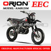 "China Apollo ORION EEC 125cc Dirt Bike On Road Motorcycle(A36B125M,17""/17"")"