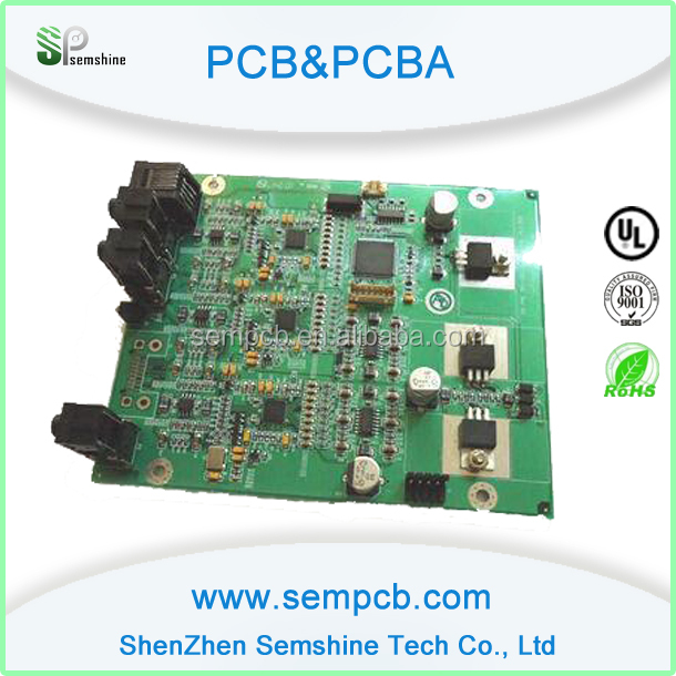 high quality pcba assembly line electronic ballast circuit board