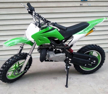 Super Mini Motorcycle dirt bike 49cc with 2.50-10 tires