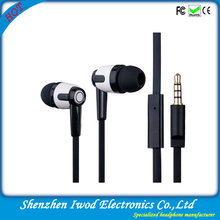 Cheap item to sell best buy flat earphone China OEM bulk buy from China for Dubai