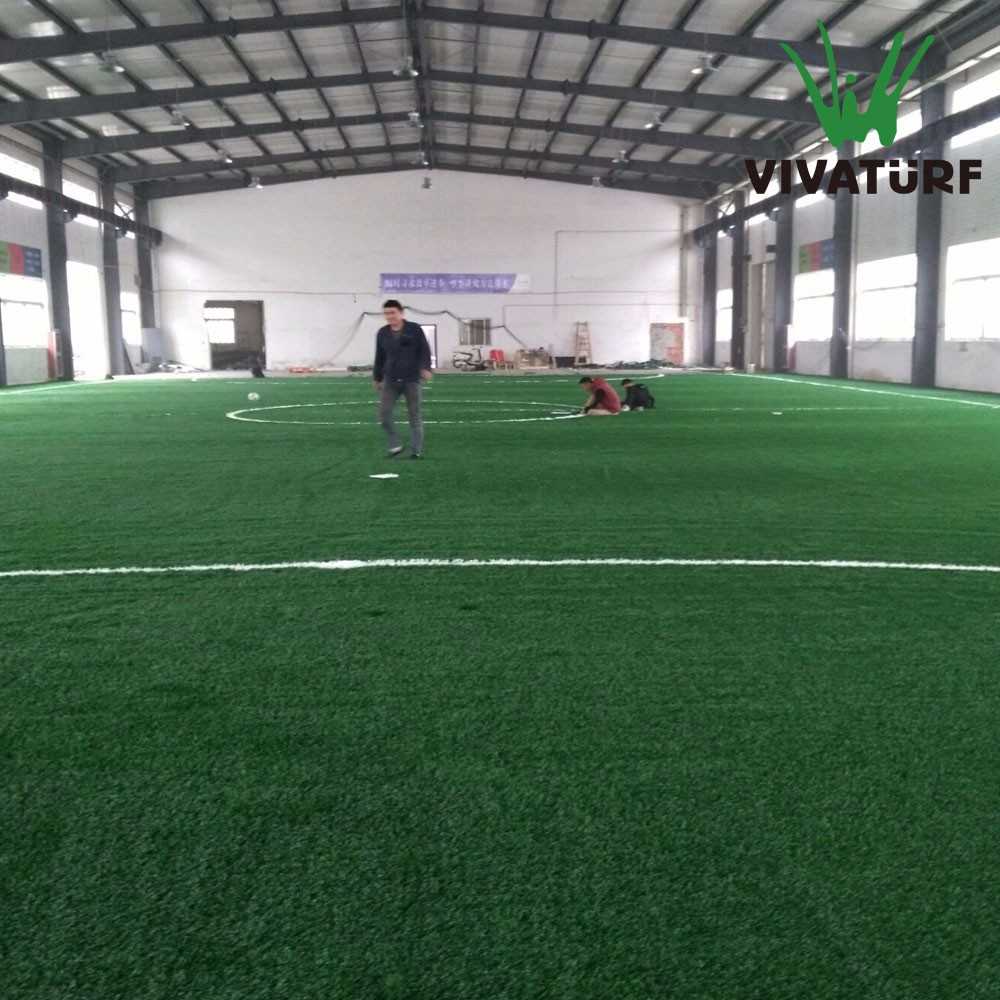 Mini Soccer Field Indoor football artificial grass for sale