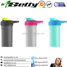 Manufacture of hot sell BPA FREE optimum nutrition smart shaker