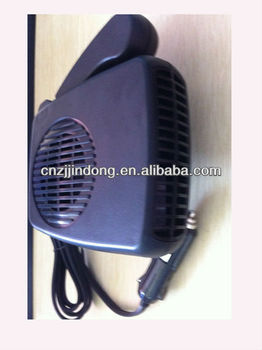 New design of Promotion Ceramic DC 12V or 24V PTC 150W auto CAR HEATER FAN(CE ROHS APPROVAL 7012 MODEL)