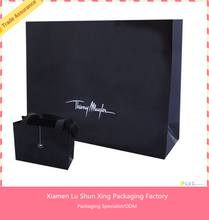 Top-Selling Custom Friendly Packaging Bag Paper Shopping Bags Free Shipping