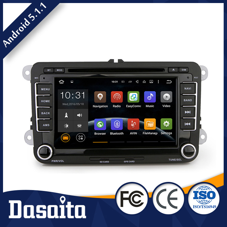 "Android 5.1.1 Car DVD 7""HD 3G Wifi Android GPS for Skoda Fabia Octavia Superb Roomster Yeti Rapid 3G Wifi BT SD Navigation Radio"