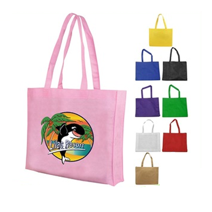 SEDEX factory eco friendly supermarket tote shopping bags