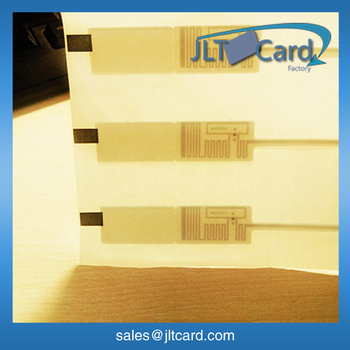 Round 38mm EV1 4k RFID Sticker