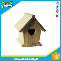 Superior Quality Pet Wooden House For Birds