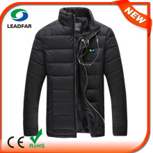 2016 New Far Thermal outdoor sport ski smart heating men winter coat