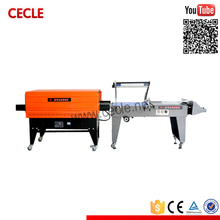 New design watermelon heat shrink wrapping machinery