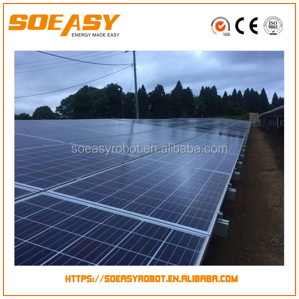 solar panel roof or solar system aluminum grounding lug and earthing components
