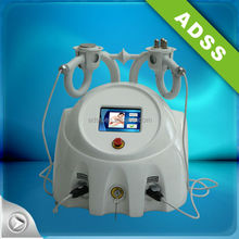 tripolar RF & cavitation body cellulite reduction machine BODY SLIMMING MACHINE FROM BEIJING ADSS