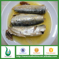 Chinese Best Canned Sardines Brands in Oil with Prices