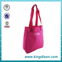 Promotion Ripstop Reusable Foldable Shopping Bag with logo printing