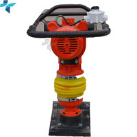 Construction Concrete Road Compact Machine Tamper Electric Vibratory Tamping Rammer