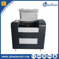 6040 CO2 Acrylic Wood Glass Laser Engraving Machine with Auto Focus