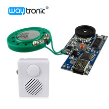 USB Circuit board MP3 sound module with speaker for gift box