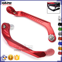 "BJ-LG-005 Recommended 7/8"" Handlebar CNC Aluminum Brake Lever Guard Motorcycle for Suzuki"