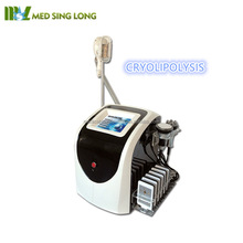 2017 Fast fat reduce cryolipolysis slimming machine,freezing fat cell slimming machine