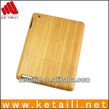 the good quality of wooden case for ipad2