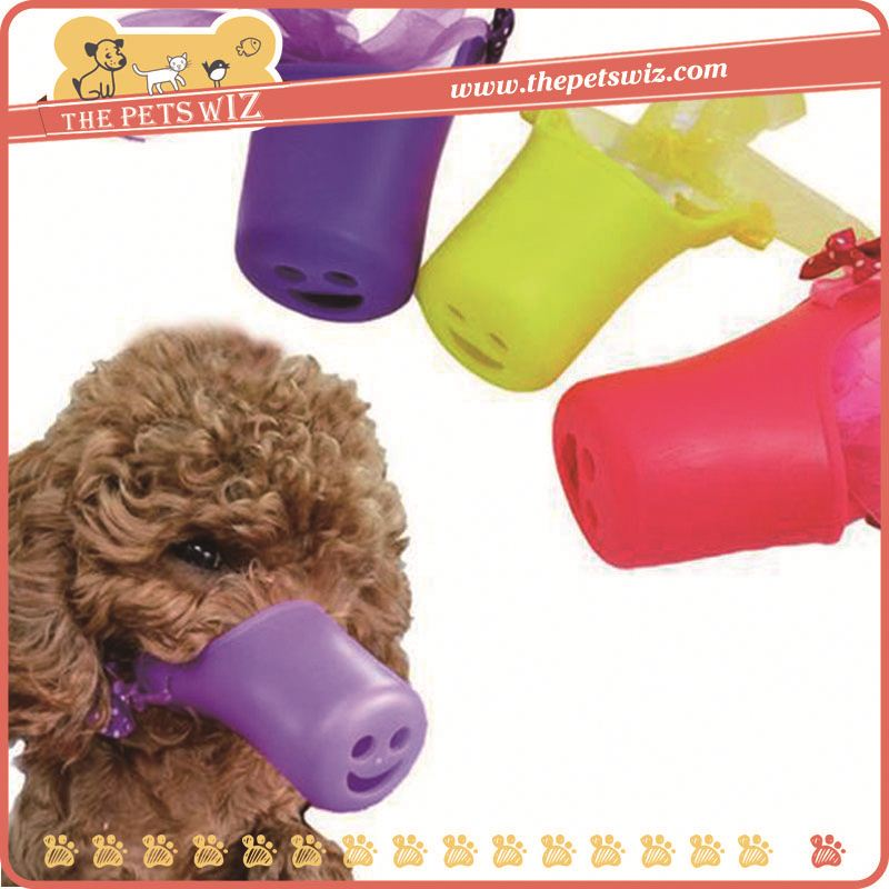 Pet prodcut ,AYgh dog mask muzzle for sale