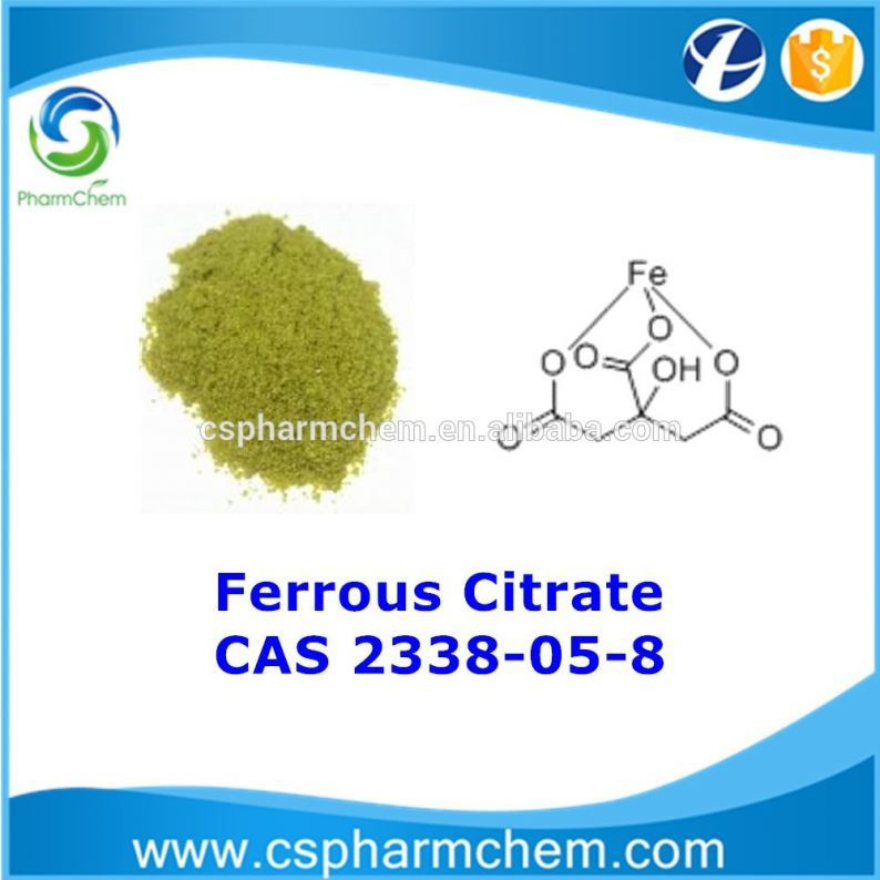 Iron prevents fatigue and promotes good skin tone CAS 2338-05-8