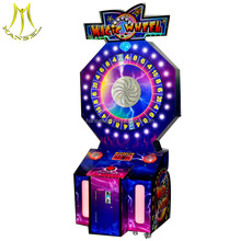 Hansel roulette game machine and bingo game machine for sale with kids play ground