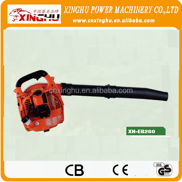 Hot sale high quality 26cc XH-EB260 leaf ice fire blower