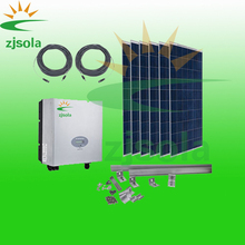 1.5kw on grid solar home system, solar kits generator grid power