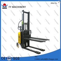 electric fork lift /pallet stacker with CE high quality