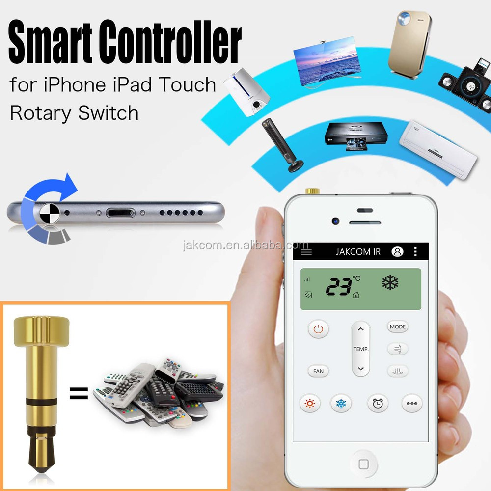 Jakcom Smart Infrared Universal Remote Control Consumer Electronics Network Cards Raspberry Pi Long Ethernet Cable Wifi Pc Card
