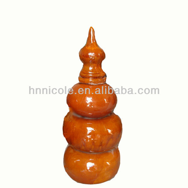 copper finials roof