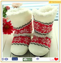 Pretty crochet beauty wholesale women boots