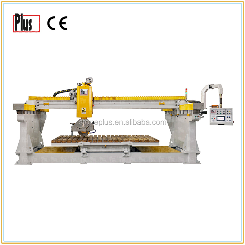 Express600 new shelves infrared laser cutting tile saw