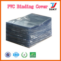 Thermal binding cover book binding cover material