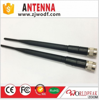 5dbi wifi GSM GPRS Rubber antenna with TNC connector