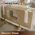 pre-formed golden crystal granite countertop